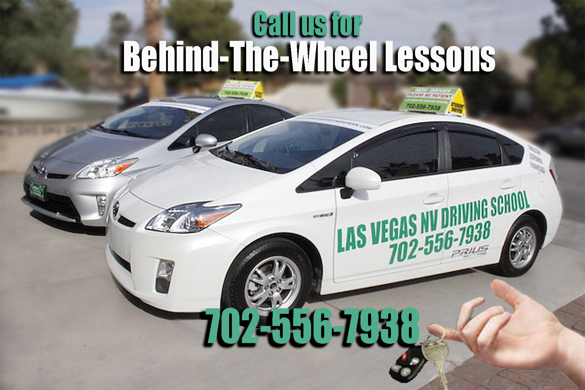 Las Vegas NV  Driving School and Online Drivers'Ed